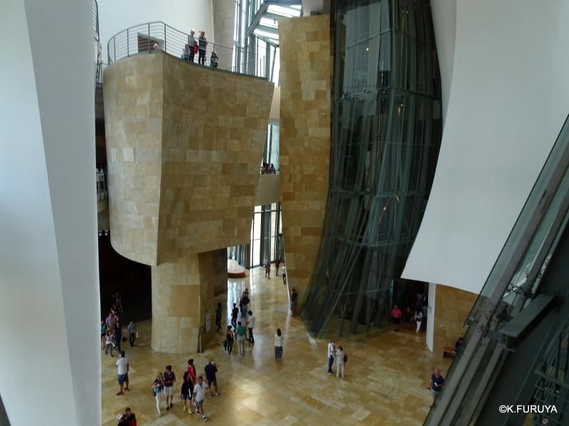 ビルバオ グッゲンハイム美術館_a0092659_17581198.jpg