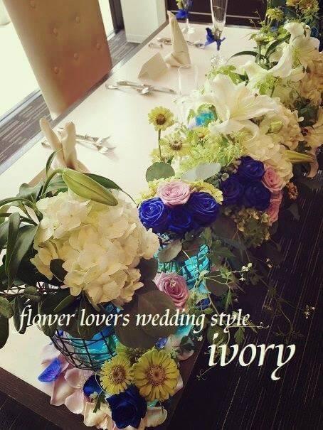 〜週末の婚礼から〜♬_b0094378_19581986.jpeg