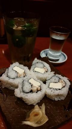 タロさと魚介系居酒屋外飲み「北野水産」・白菜ラーメン「幸来」_f0168392_21141495.jpg