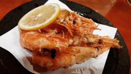 タロさと魚介系居酒屋外飲み「北野水産」・白菜ラーメン「幸来」_f0168392_21144526.jpg