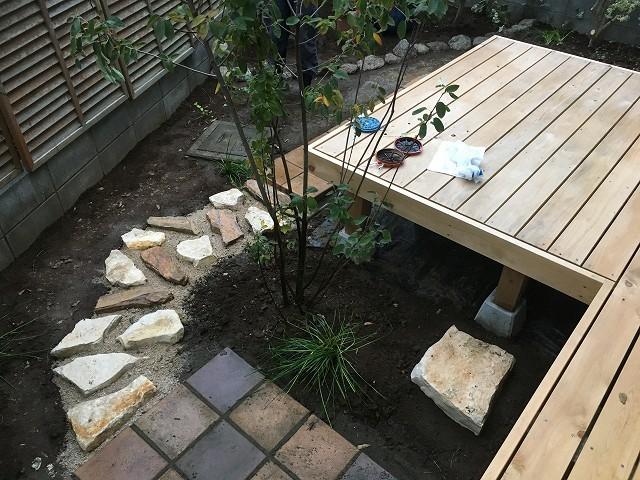 """こんな進め方が、私の""""お庭を設計する手法""""なんだと思います。_c0124100_14495876.jpg"""