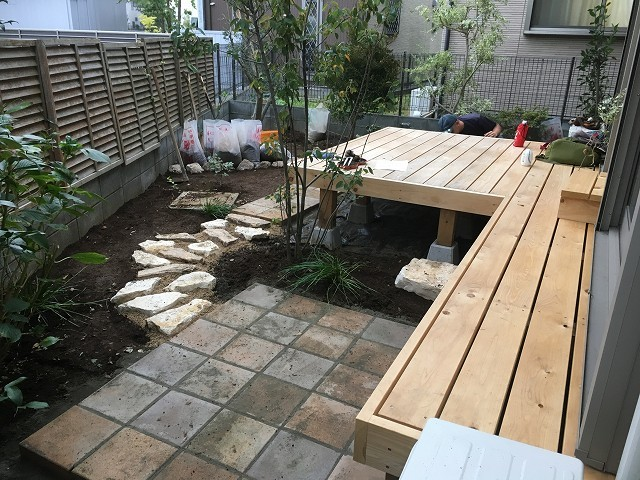 """こんな進め方が、私の""""お庭を設計する手法""""なんだと思います。_c0124100_14503215.jpg"""