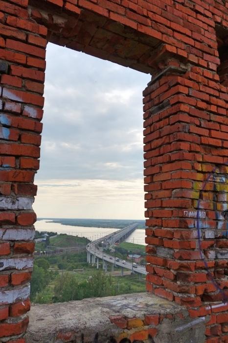 アムール川に架かるハバロフスク橋_d0116009_02403318.jpg