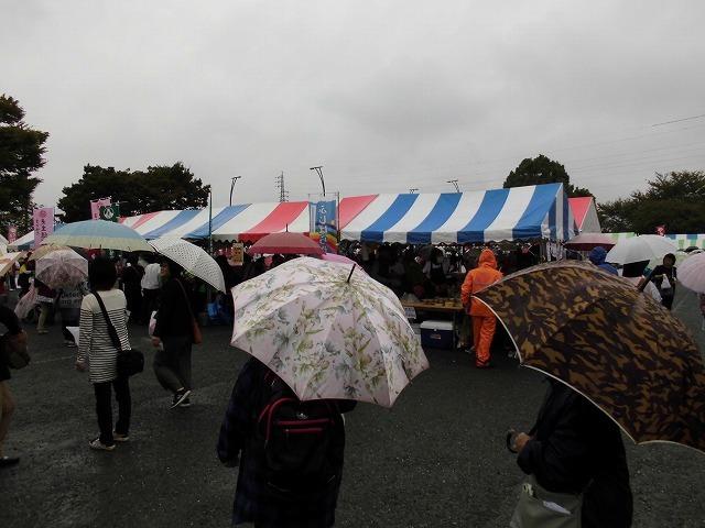 寒い雨の中でも多くの皆さんが参加した「第37回 市民福祉まつり」_f0141310_07475880.jpg