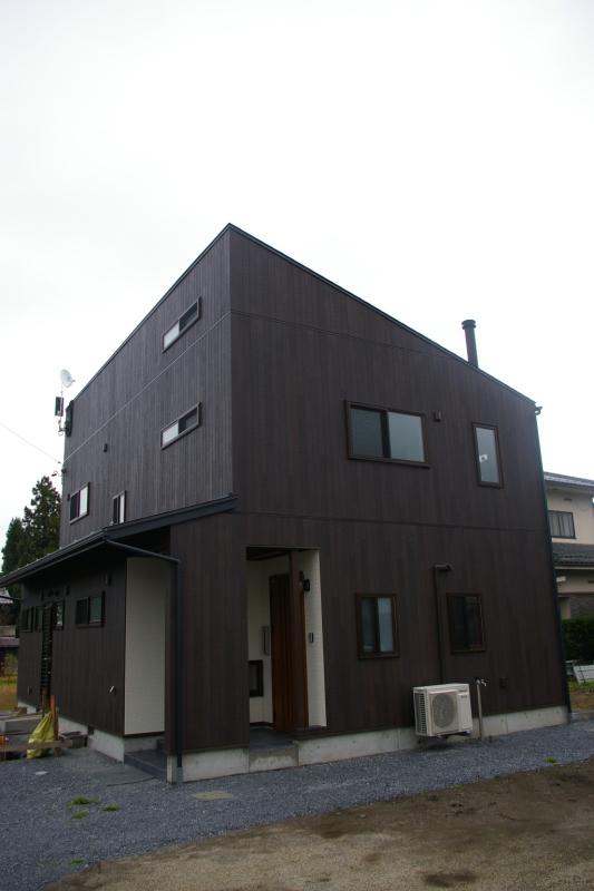松本市波田 U様邸 見学会とお引渡し_e0347716_15422463.jpg