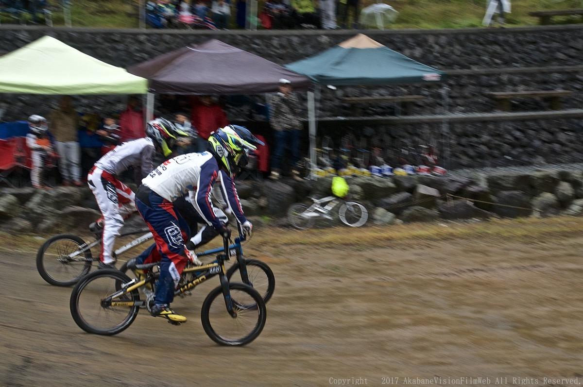2017 JBMXF 秩父シリーズ第3戦(J2)VOL1:男子エリートクラス3ヒートレース_b0065730_19533358.jpg