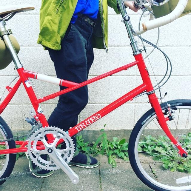 2018 BRUNO 限定モデル 「 VENTURA WORLD TRAVEL 」 ブルーノ ベンチュラ リミテッド ミニベロ クロスバイク おしゃれ自転車 自転車女子 自転車ガール ポタリング_b0212032_20182821.jpg