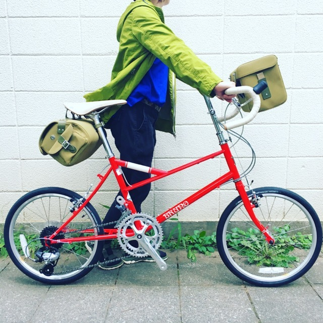 2018 BRUNO 限定モデル 「 VENTURA WORLD TRAVEL 」 ブルーノ ベンチュラ リミテッド ミニベロ クロスバイク おしゃれ自転車 自転車女子 自転車ガール ポタリング_b0212032_20253490.jpg