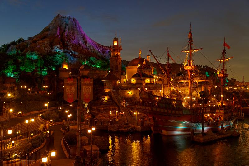 Tokyo Disney Seaにて_f0155048_2374133.jpg