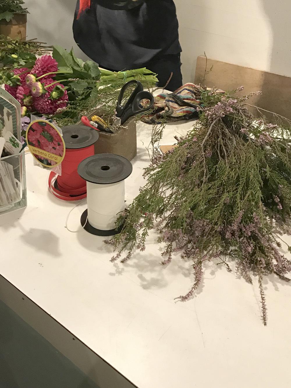 パリのお花屋さん・marianne のバースデー(パリ便り その2)_c0176078_15060809.jpg