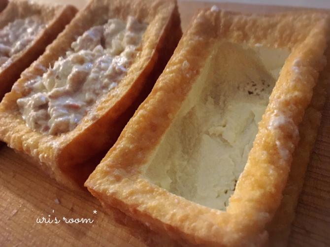 簡単でちょっとオシャレ!美味しい厚揚げレシピと…息子の部屋で発見した怪しすぎるプリント。_a0341288_20323887.jpg