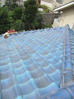和光市の本町で、瓦屋根修理工事_c0223192_21503974.jpg
