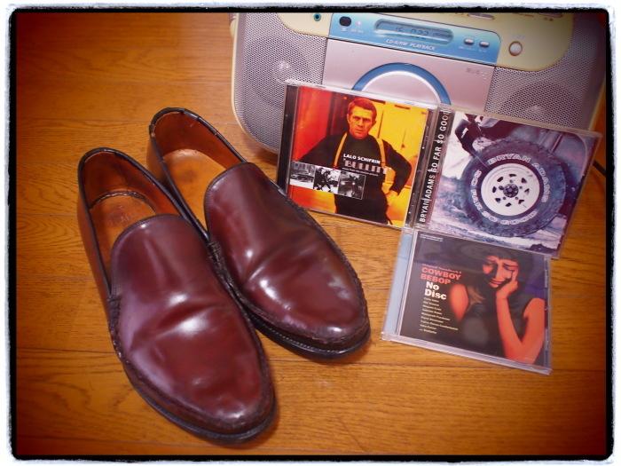 靴磨き_a0182722_23555005.jpg