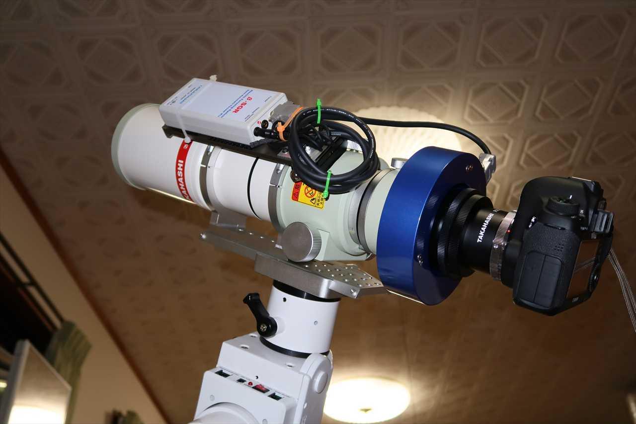 FSQ-85ED フラットナー1.01× - Guitar & Astronomical Telescope & Camera 道楽