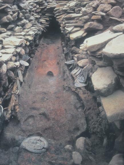 三角縁神獣鏡を33面も副葬した黒塚古墳_a0237545_11464875.jpg