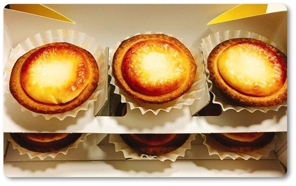 BAKE焼き立てチーズタルト@レモン味_a0322951_19412052.jpg