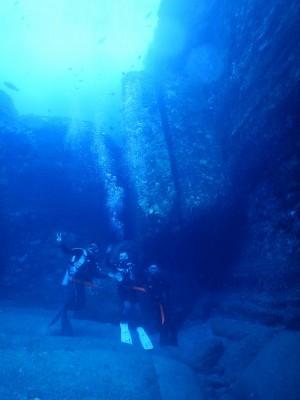 10月17日 ご無沙汰してますの海底遺跡へ_d0113459_18082039.jpg