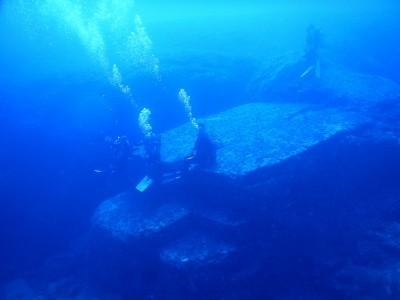 10月17日 ご無沙汰してますの海底遺跡へ_d0113459_18090374.jpg