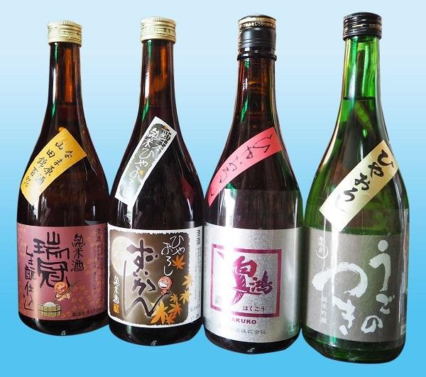 日本酒,ひやおろしがおいしい季節です♪ <小河酒店>_e0175370_13023205.jpg