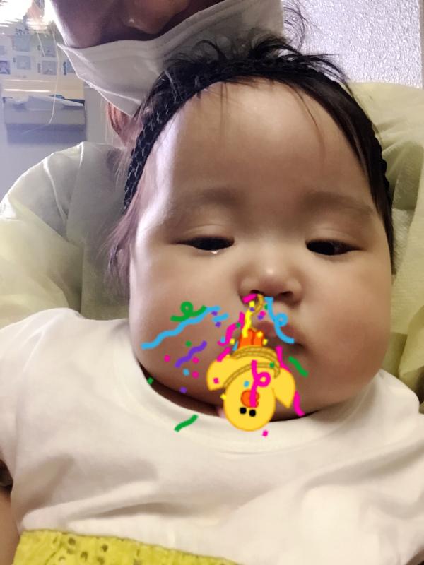 10ヵ30日目⑅⃝sayo育児記録 - 白血病と戦う~小児リンパ性~