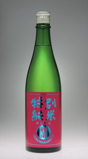 鈴正宗 特別純米 BLUE 火入れ原酒[矢尾酒造]_f0138598_22593870.jpg