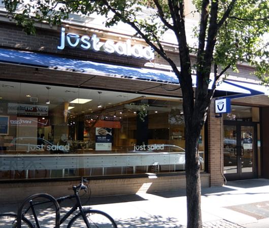 マンハッタンのAstor Pl.から8th St.周辺はサラダ専門店密集地_b0007805_1919172.jpg