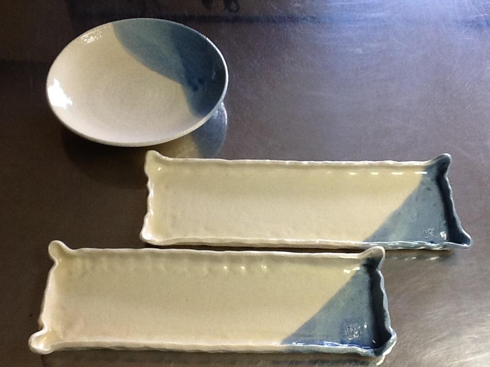 陶芸体験常連のNさん、みごとな作品です🎵_f0151419_19255898.jpeg