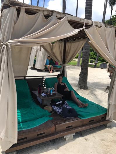 タイ サムイ島 バンヤンツリーで大人のビーチリゾートを満喫_c0141025_01100057.jpg