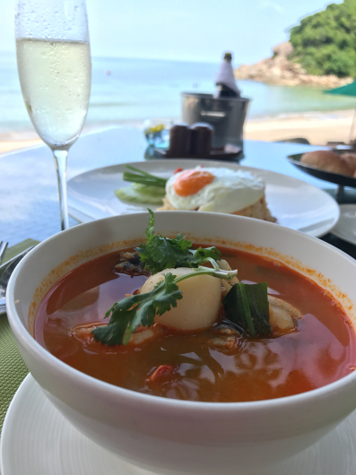タイ サムイ島 バンヤンツリーで大人のビーチリゾートを満喫_c0141025_01105978.jpg