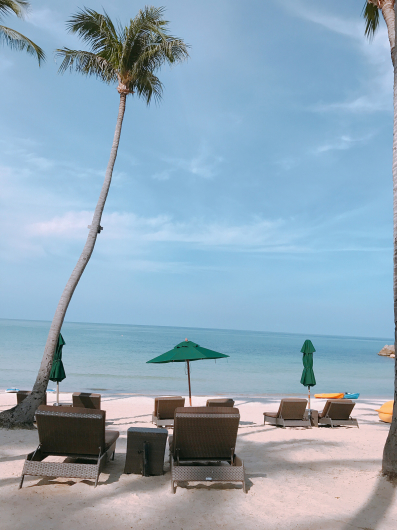 タイ サムイ島 バンヤンツリーで大人のビーチリゾートを満喫_c0141025_01114731.jpg