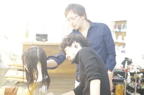 カット講習 - 吉祥寺hair SPIRITUSのブログ