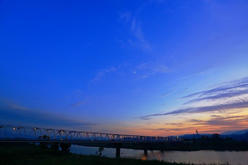 円山川暮れる_a0294534_18411627.jpg