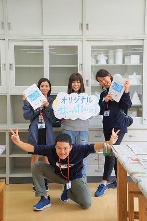 松本大学でのせっけん教室、終了しました!_e0254750_15122592.jpg