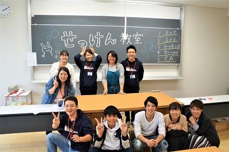 松本大学でのせっけん教室、終了しました!_e0254750_15123883.jpg