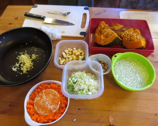 玄米菜食ごはんや ハレノヒ * カフェのお料理教室 @佐久_f0236260_01230001.jpg