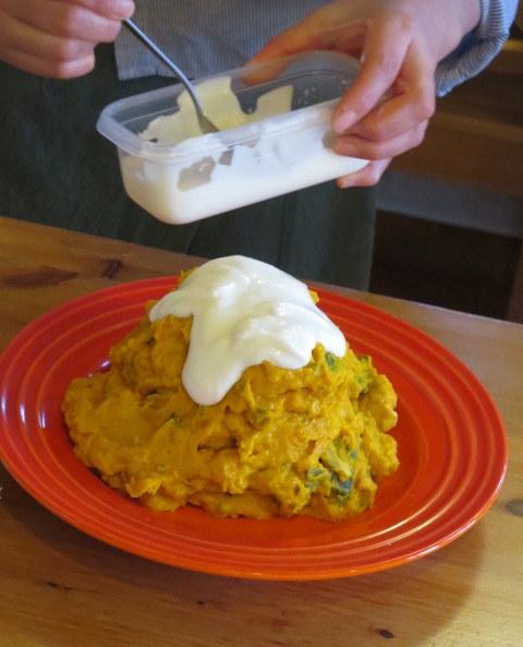 玄米菜食ごはんや ハレノヒ * カフェのお料理教室 @佐久_f0236260_01244045.jpg
