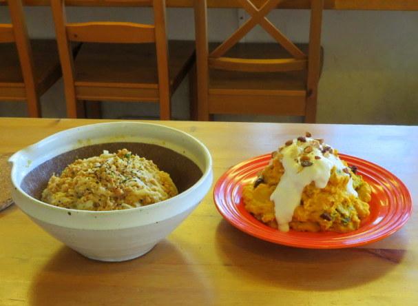 玄米菜食ごはんや ハレノヒ * カフェのお料理教室 @佐久_f0236260_01255736.jpg