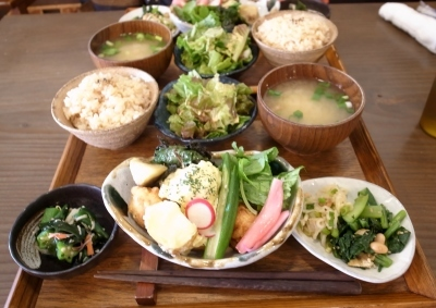 PUBLIC KITCHEN cafe 吉祥寺店 -