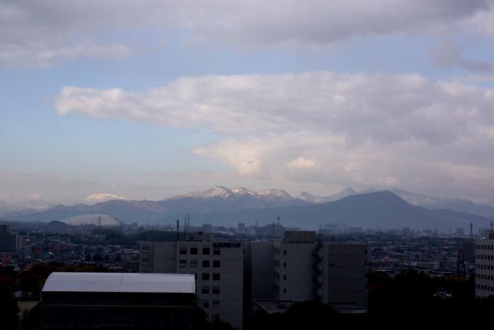 雪が降りました_c0182775_10443055.jpg