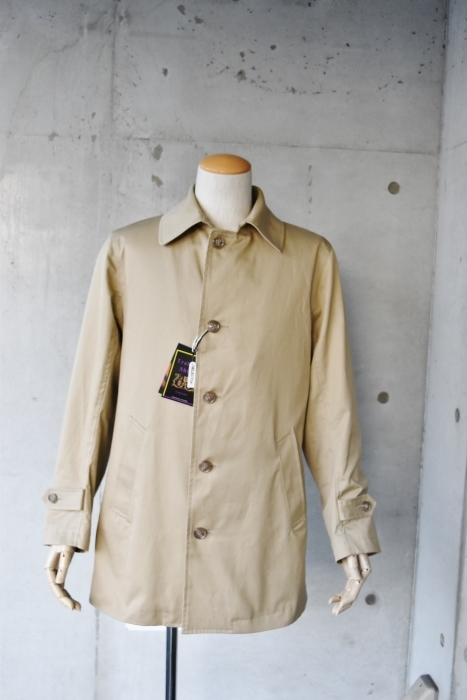 これからの時期に(^^♪  Trafalgar Shield (MADE in Japan) ・・・ Soutien Collar COAT!★!_d0152280_06015677.jpg