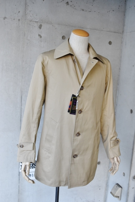 これからの時期に(^^♪  Trafalgar Shield (MADE in Japan) ・・・ Soutien Collar COAT!★!_d0152280_06113380.jpg