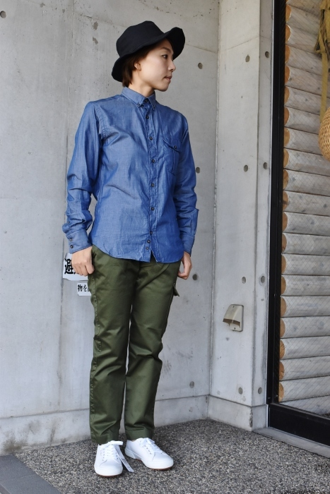 これからの時期に(^^♪  Trafalgar Shield (MADE in Japan) ・・・ Soutien Collar COAT!★!_d0152280_06151339.jpg