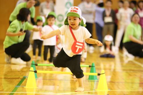 【西新宿園】運動会_a0267292_09144707.jpg