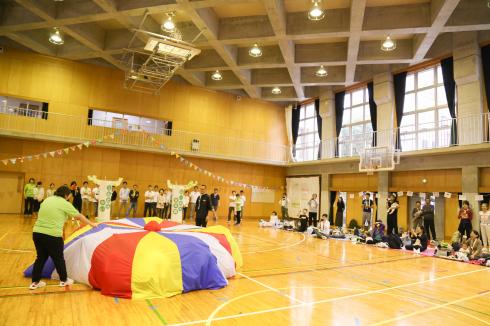 【西新宿園】運動会_a0267292_09201059.jpg