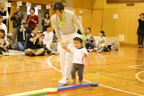 【西新宿園】運動会_a0267292_09310140.jpg