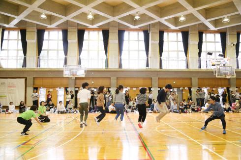 【西新宿園】運動会_a0267292_09332690.jpg
