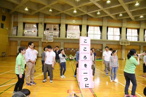 【西新宿園】運動会_a0267292_09334459.jpg