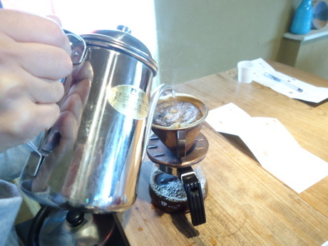 10月19日(木)コーヒー教室_b0182709_18360238.jpg