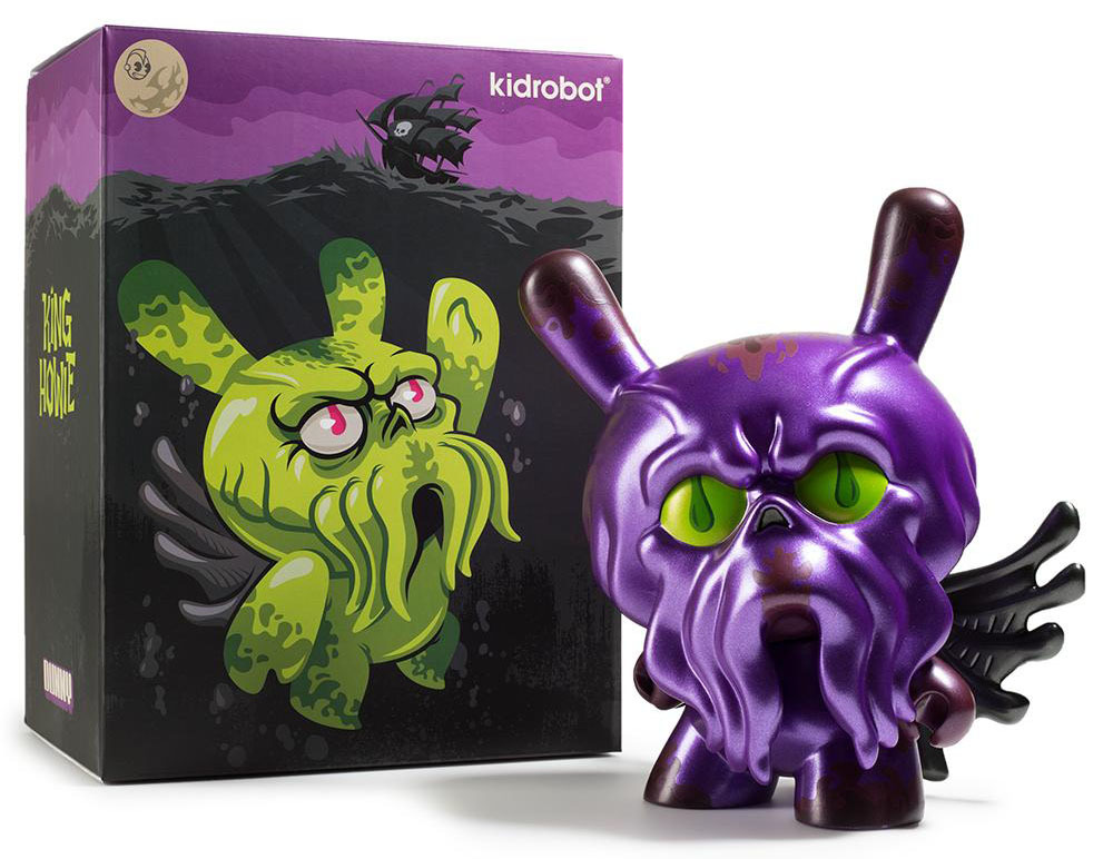 "King Howie 8"" Dunny - Purple by Scot Tolleson_e0118156_15121247.jpg"