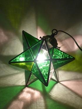 星のランプ_f0008680_22585472.jpg